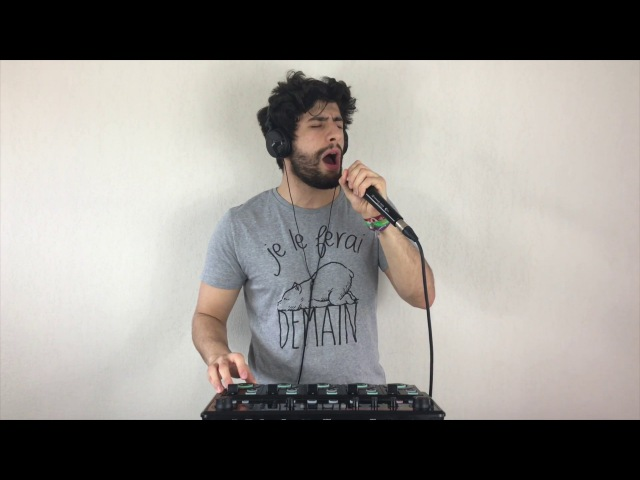 MB14 - Road to Zion (Damian Marley Nas) Beatbox cover