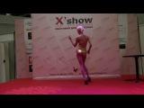 Карина Барби танцует, а мужики в зале пускают слюни(эротика и порно)