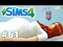The Sims 4 Семейка Митчелл / 61 Старт четвертого поколения! РОДЫ