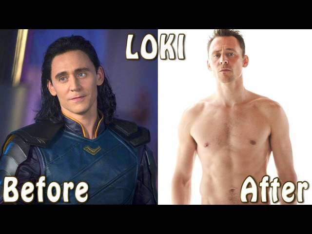 Thor Ragnarok Cast ★ Before And After
