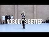 Z Ft. Fetty Wap - Nobodys Better Lucy Choreography Day 2 IMI DANCE CAMP #2