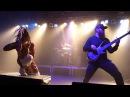 Jinjer Pisces Live @ Backstage Munich 4 10 2016