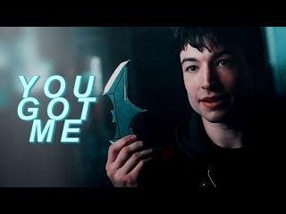 Graves x credence || you got me (au)
