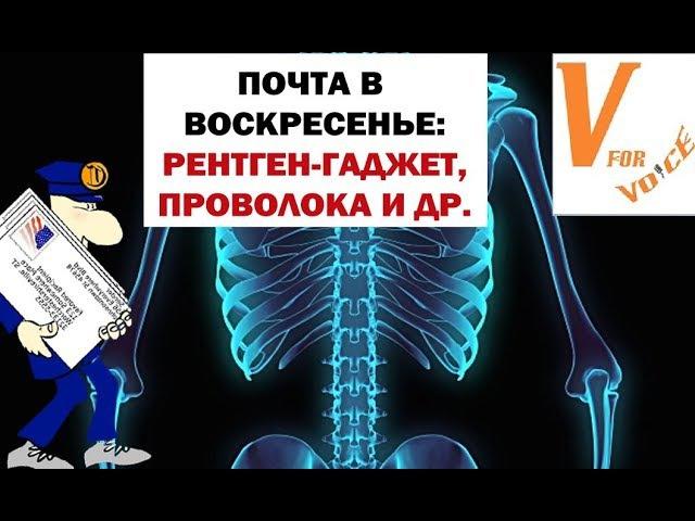 Гаджет-Рентген, Проволока и Др. | Почта в Воскресенье от Матимио | Rainbow Six Siege