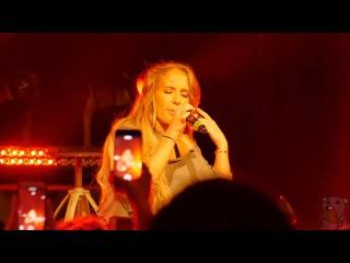 Niykee Heaton - Down [NEW SONG] (live @ Music Hall Of Williamsburg 11/27/15)