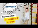 ROMANA Карусель Олимпиец-1 - детский спортивный комплекс с турником