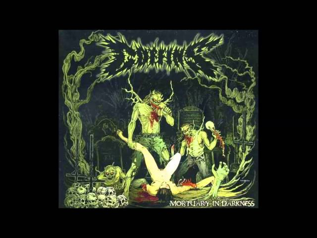 Coffins - Mortuary In Darkness (2005) FULL