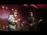 John Paul Jones of Led Zeppelin and Howe Gelb of Giant Sand