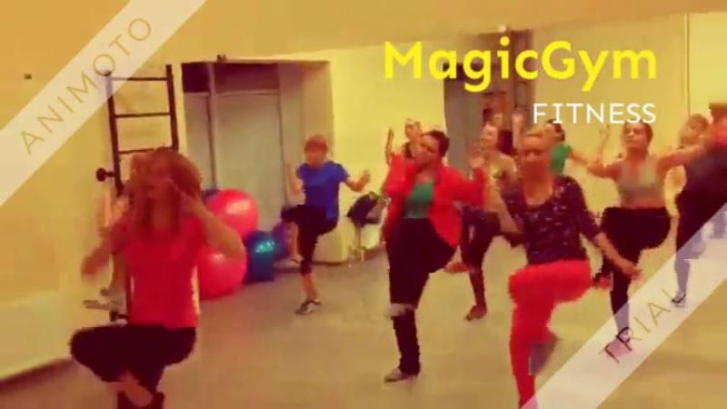 FITNESS *MAGIC GYM* SportClub