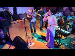 Amazin' five в баре свобода 2017 #funk #soul #love