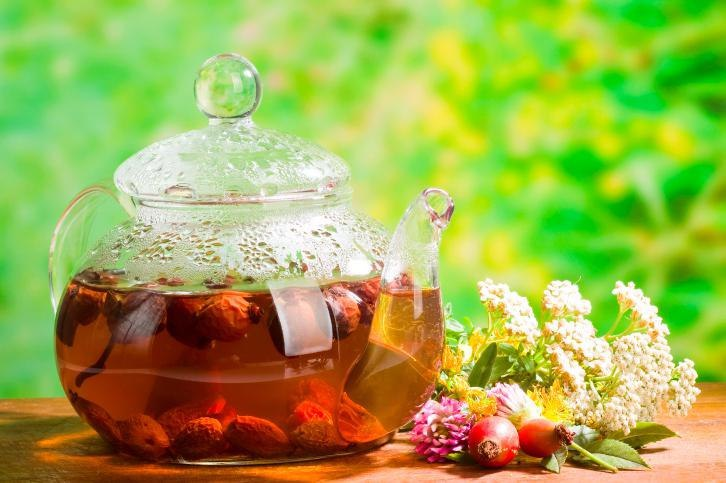 Травки-муравки для заваривания чая