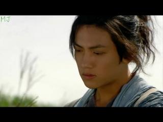 지창욱(Ji Chang Wook, 池昌旭)그를 만나다_ 무사 백동수(Дорама Воин Пэк Тон Су) 다시만나면