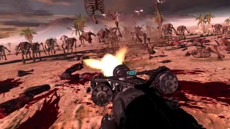 Serious Sam: Last Hope VR