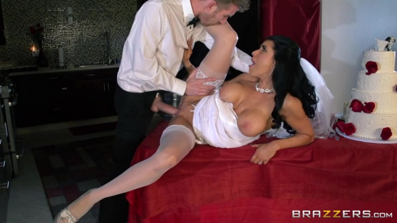 Romi Rain, Danny D [Romi's Early Wedding Gift]
