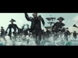 Пираты Карибского моря 5 Мертвецы не рассказывают сказки (2017) Русский Трейлер 2