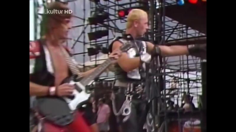 Judas Priest Live in San Bernadino 1983-05-29 [US Festival 83] [50fps]