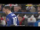 Челси 0:0 Манчестер Юнайтед | Красная карточка Эрреры