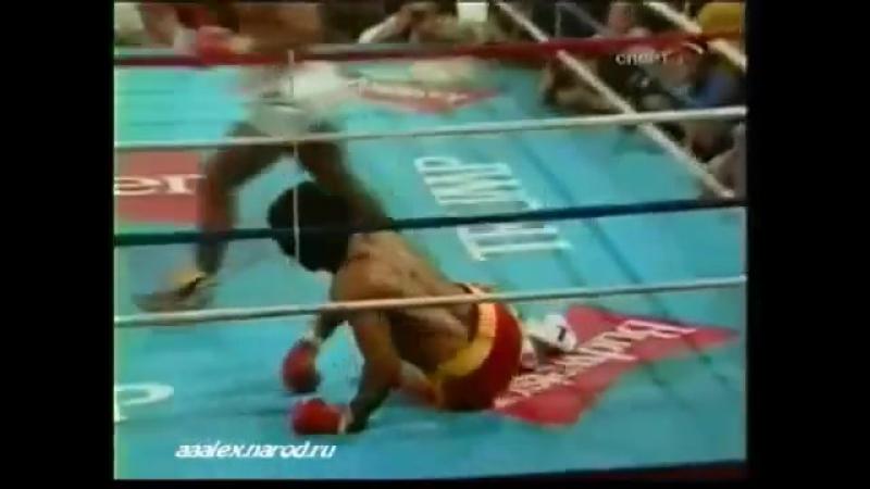 Майк Тайсон - Донни Лонг 9 Mike Tyson vs Donnie Long