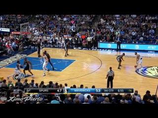 Даллас Маверикс - Сан Антонио Сперс (сезон 2016-2017) 30.11.16 обзор