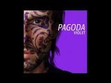 Utah M Paul At Work - Pagoda Violet