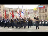 Парад Победы 9 мая 2017г - ВМПИ ВУНЦ