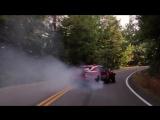 RIP GT-4586 _ Ferrari-Powered Toyota drifts a Portland Touge