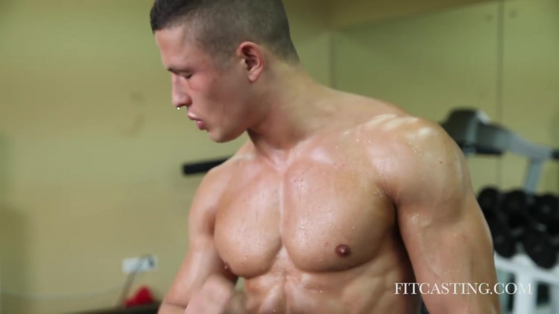 Ruslan Efimov for FitCasting: Stress Position Workout