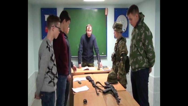 Молодежный военно-патриотический центр Спартак