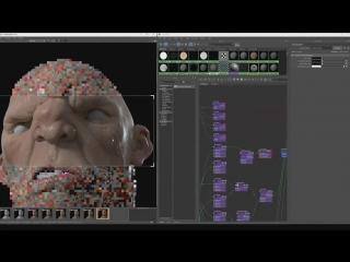 Создание текстуры реалистичной кожи персонажа и Разработка дизайна и общего вида реалистичной кожи персонажа