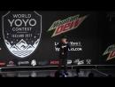 Чемпион мира по игре в йо-йо