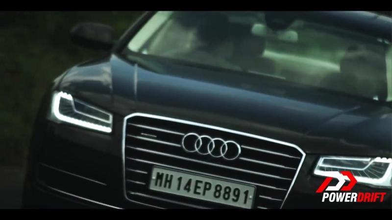 Audi A8 L Interior - PowerDrift_HD