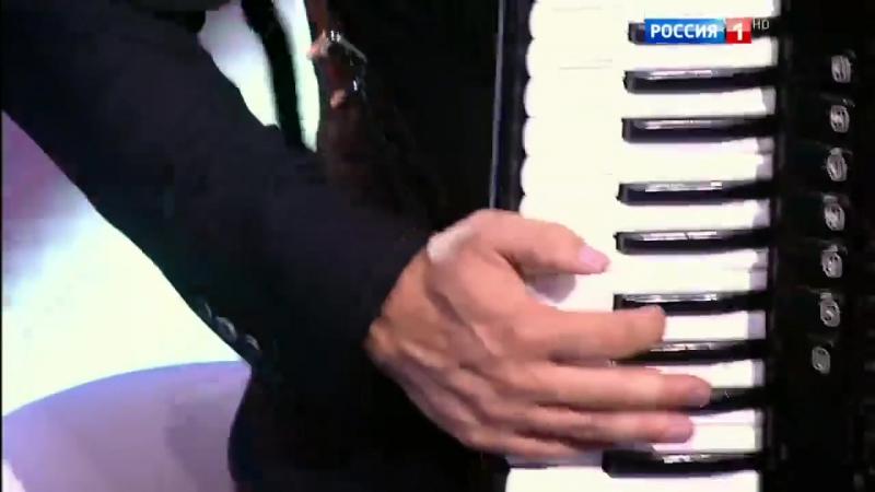 Петр Дранга - Шторм (Вивальди) _ Субботний вечер от 01.10.16 (1)