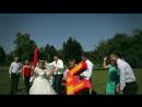 Поздравление на свадьбе от семьи сестры,друга и брата!Офигенный свадебный клип!