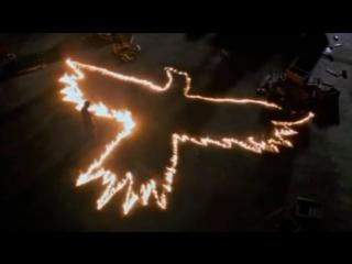 The Crow / The Cure - Burn / Ворон / ALEXVIT