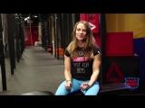Евгения Верещак. The Open. CrossFit Games 2017