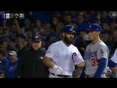 Чикаго Кабс - Лос Анджелес Доджерс.Обзор HD.Игра 4(19.10.2017)