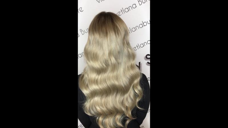 Окрашивание волос в блонд от by_Paul_hair