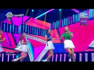 HIGHTEEN - Boon Boom Clap (M!Countdown 2016.10.13)