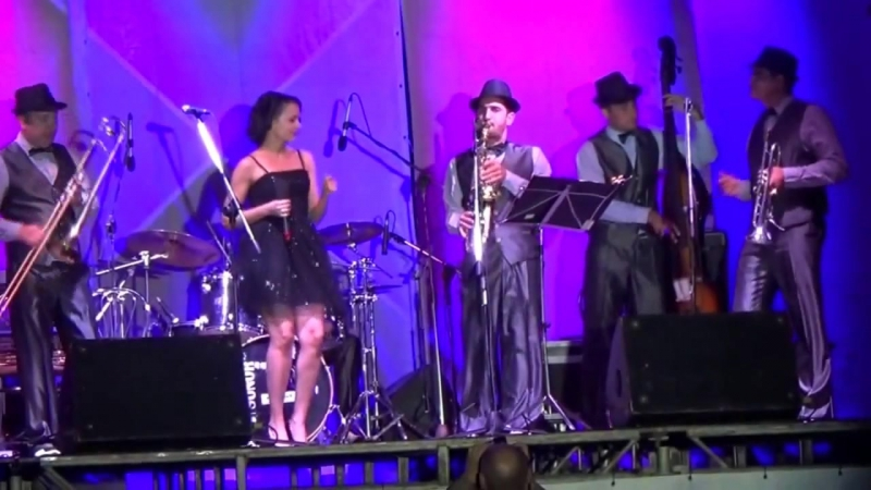 FRIENDS BRASS BAND - Духовой оркестр, jazz band, диксиленд. Живой концерт на Вашем празднике! 89163106311