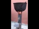 супер мини печка