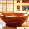 Деревянные раковины и ванны #Латория