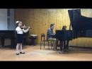 Veronica Gremyachikh - Вебер К. «Хор охотников» из оперы «Волшебный стрелок»