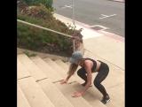 Уличная тренировка для похудения