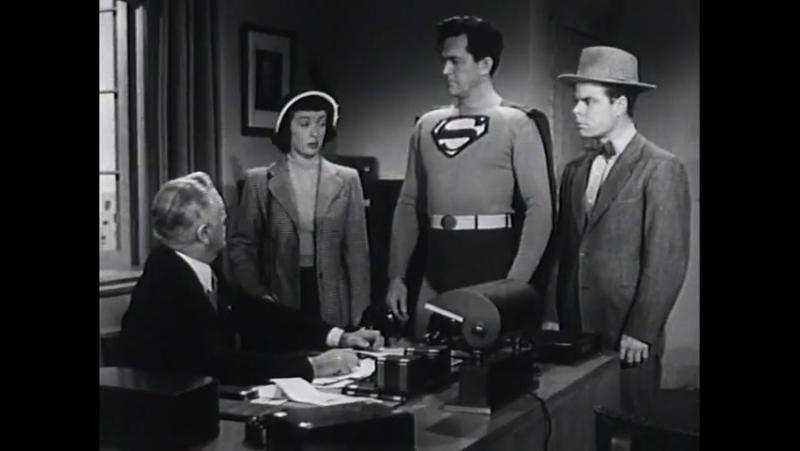 Атомный Человек против Супермена 14 серия