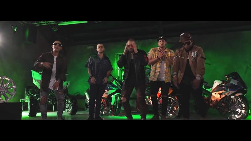 Sonny y Vaech Feat. Dynell, Mackie Feid - Enamorado (Vídeoclip Oficial)