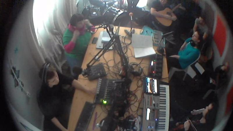 Группа МААТА НОЧНЫЕ ХУЛИГАНСТВА на RALPH Radio