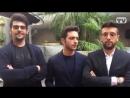 Интервью для Sorrisi e canzone . 30 сентября 2016 года