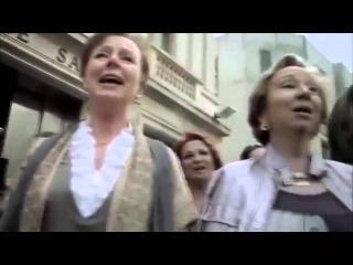 Флешмоб в г.Сабадель, Испания. Ода к радости