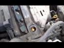Замена масла и фильтра Toyota RAV4 2 0 VVTi без ямы