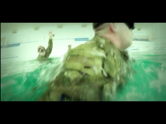 Школа військових водолазів. Етап II